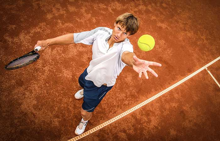 Best Exercises For Tennis